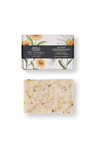 Boí Thermal Natural Moisturizing Soap. Jabón Hidratante Na