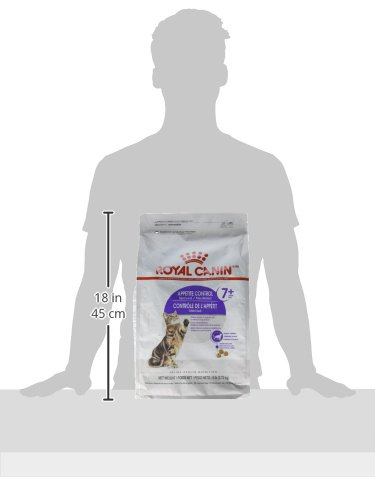 Product Image 8: Royal Canin Appetite Control Spayed/Neutered 7+ Dry Adult Cat Food, 6 lb. bag