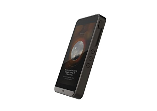 Calyx M 64GB Audio Player 3,5mm Klinke USB braun