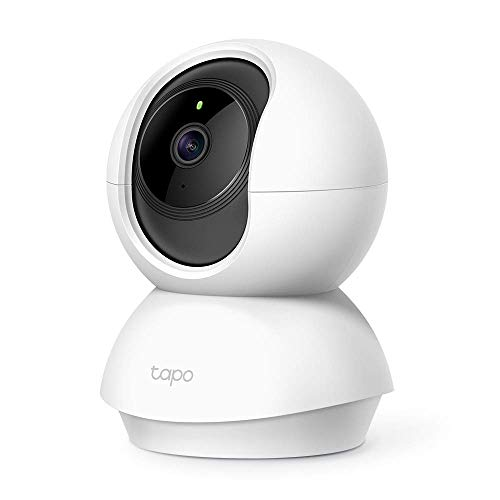 【Amazon Alexa 認定取得】 TP-Link ネットワークWi-Fiカメラ ペットカメラ フルHD 屋内カメラ 夜間撮影 相...