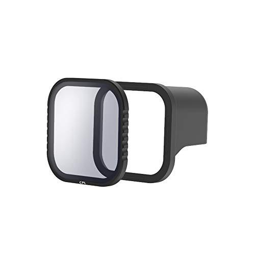TELESIN Filtro Polarizzatore per GoPro Hero 8 Nero, CPL Circolare Polarizzatore Filtro Lens Protector per Go Pro 8 Nero Accessori