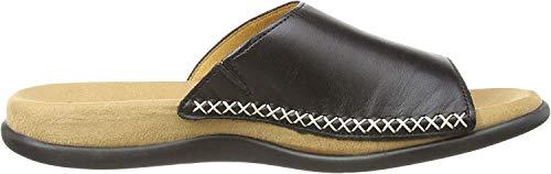 Gabor Shoes Damen Gabor Jollys Pantoletten, Schwarz (schwarz), 39 EU