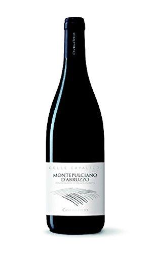 Montepulciano D'Abruzzo Dop 75 Cl Colle Cavalieri - Vino Rosso Fermo