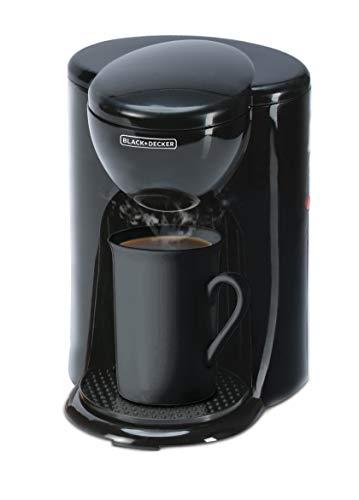 Black & Decker Appliances DCM25-IN 330-Watt 1-Cup Coffee Maker