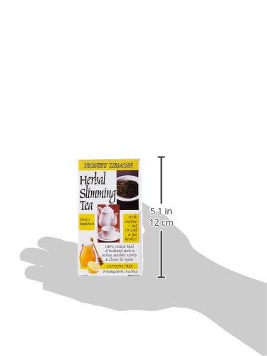 21st Century Slimming Tea, Honey Lemon, 24 count 8