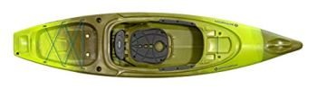 Perception Kayaks Sound 10.5 | Sit Inside Kayak for Fishing and Fun | Two Rod Holders | Large Rear Storage | 10' 6"