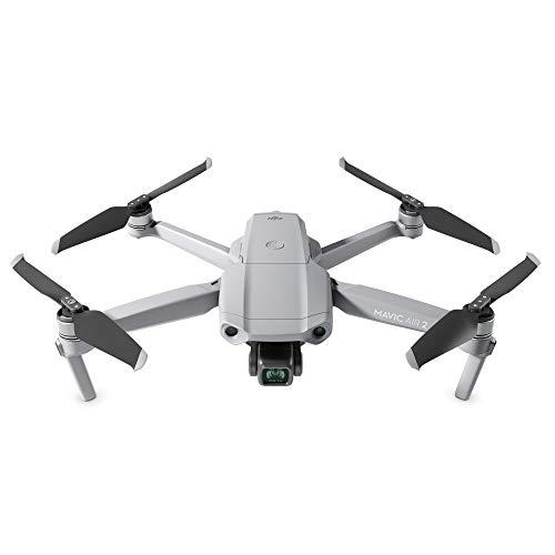 DJI Mavic Air 2 - Drone Quadcopter UAV with 48MP Camera 4K Video 8K Hyperlapse 1/2' CMOS Sensor...