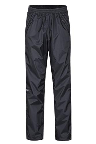 Marmot PreCip Eco Full Zip Pant Long - Black - Large