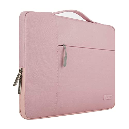 MOSISO Laptop Sleeve Compatible with 13-13.3 inch...