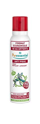 Puressentiel - Anti Pique - Spray Répulsif et Apaisant - Zone infestées...