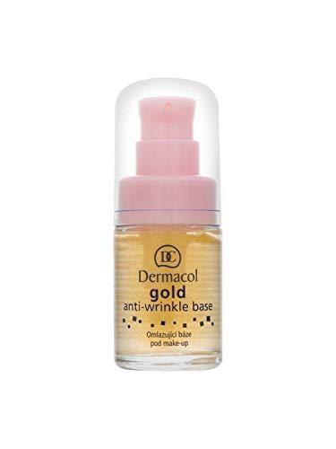 Dermacol Gold Anti Base Antiarrugas - 15 ml
