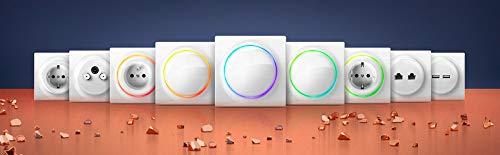 31ZH-OREZkL [Bon Plan Fibaro] FIBARO Walli Roller Shutter / Interrupteur Intelligente  pour Volet Roulant Z-Wave +