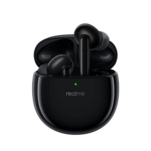 realme Buds Air Pro ANC TWS Earphones (Black) | Bluetooth v5.0 | 25-Hour Playback | Touch Controls |...