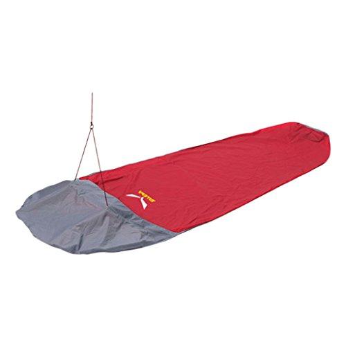 SALEWA Erwachsene Powertex Biwaksack II Biwacksack, rot, UNI