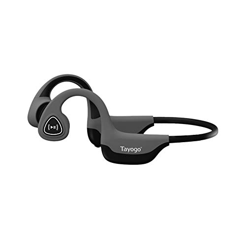 Tayogo Bone Conduction Headphones with...