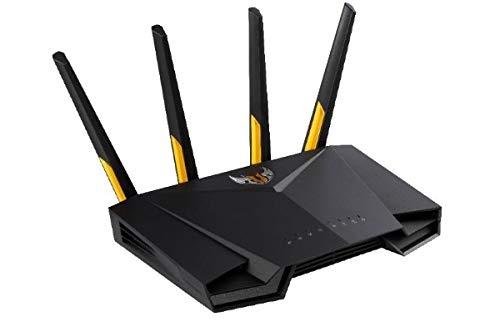 ASUS ゲーミングルーター TUF-AX3000 デュアルバンド WiFi 6 ( 802.11ax )高速メッシュ WiFi 【 戸建 3階...