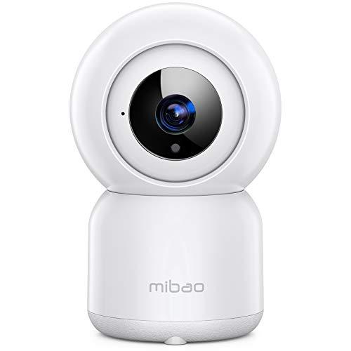 Cámara de Vigilancia WiFi, Mibao 1080P Cámara IP Inalámbrica,...