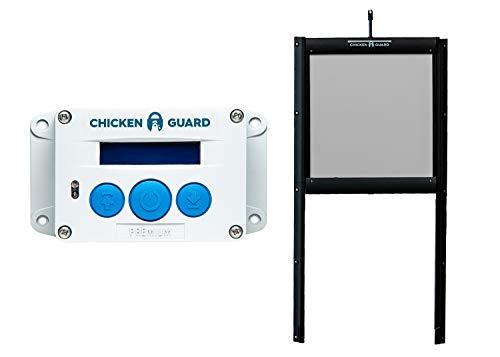 ChickenGuard Waterproof Automatic Chicken Coop...