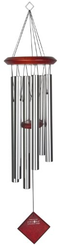 Woodstock Encore Collection Windspiel Chimes of Pluto, silber