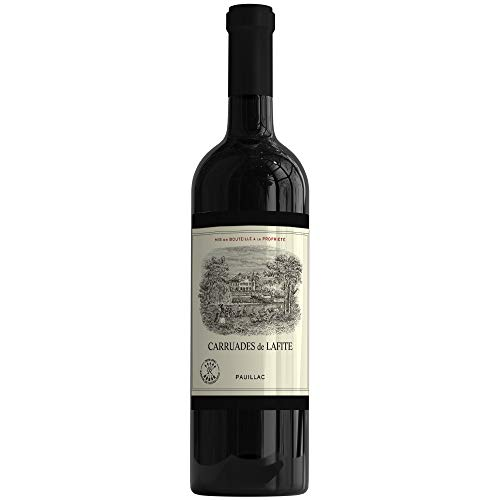 X12 Carruades de Lafite Rothschild 2012 75 cl AOC Pauillac Rouge Vino Tinto Second Vin