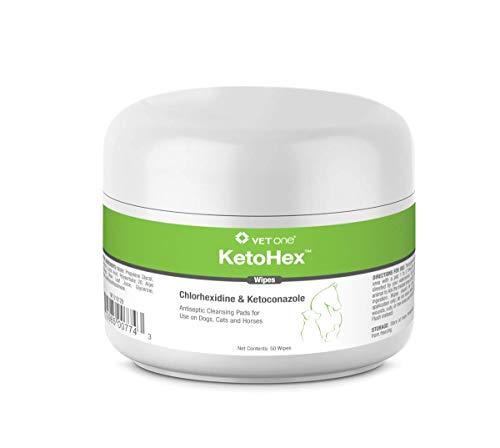 VetOne: KetoHex Antifungal & Antibacterial...