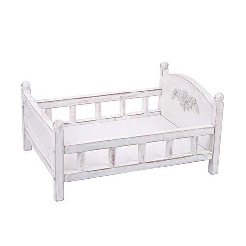 Just E Joy Baby Posing Cot Crib Photo Shoot Detachable Basket...