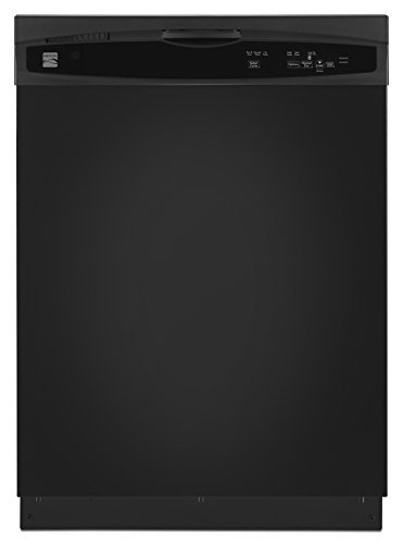 """Kenmore 13809 24"""" Built-in Dishwasher in Black, includes delivery and hookup (Available in select cities)"""