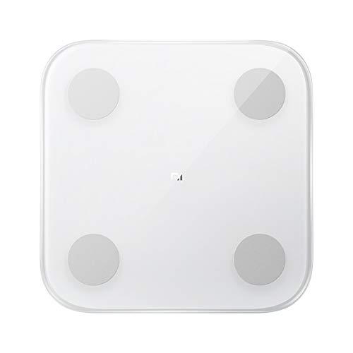 Mi Body Composition Scale 2 Blanco Sensor en Forma de G/Chip BIA...