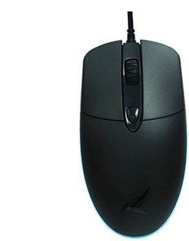 Durgod Aries M39 Ambidextrous Gaming Mouse - up to 3200 dpi Symetrical (Black)
