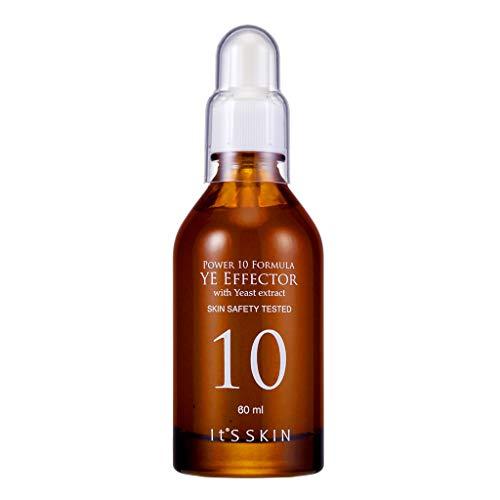 It'S SKIN Power 10 Formula YE Effector Ampoule Serum 60ml (2.03 fl oz) - Extracto de levadura Regeneración y revitalización de células de la piel, piel suave, calmante de problemas