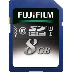 富士フイルム SDHC-008G-C10U1 UHS-I SDHCカード8GB