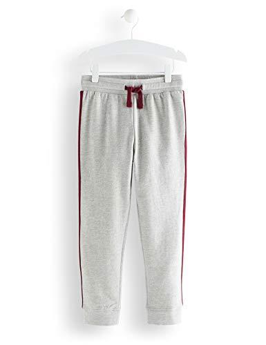 Marchio Amazon - RED WAGON Pantaloni Sportivi Bambino, Grigio (Grey), 110, Label:5 Years