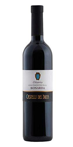 Ottavio Bonarda dei colli piacentini DOC 0.75l Castelli del Duca