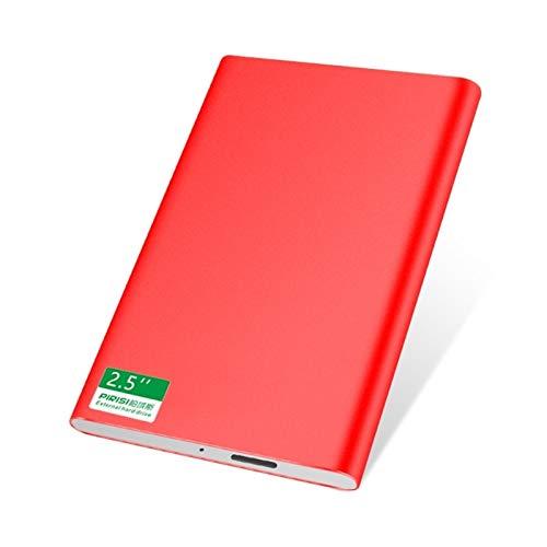 Lsmaa 1 TB Disco Rigido Esterno, interfaccia USB3.0 Standard per Trasmissione Veloce e Stabile Hard Drive USB3.0 320G...