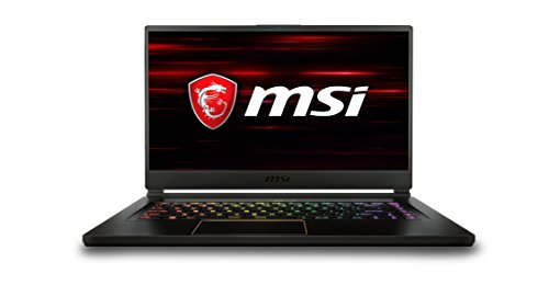 MSI GS65 Sigilo Thin-8RE 011UK 15,6 Pulgadas portátil Gaming - (Negro)...