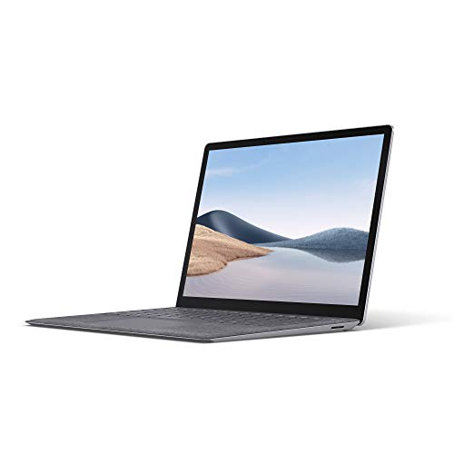 """Microsoft Surface Laptop 4 13.5"""" Touch-Screen – IntelCore i5-8GB -512GB Solid State Drive (Latest Model) -Platinum"""