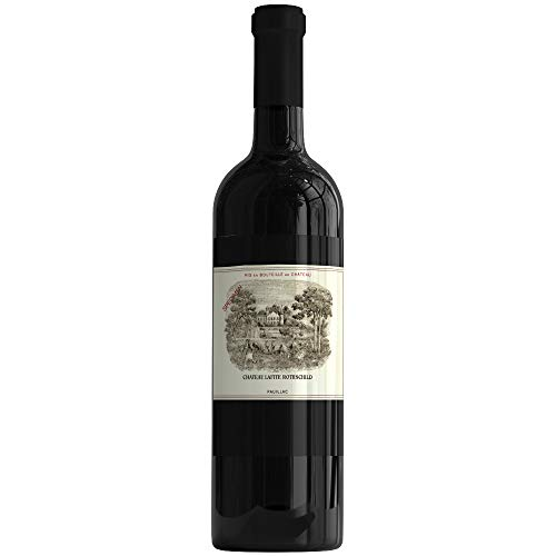 X6 Château Lafite Rothschild 2014 75 cl AOC Pauillac Rouge 1er Cru Classé Vino Tinto