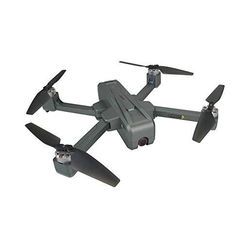 YJYdadaS for JJR/C X11P Upgrade 4K HD Camera 5G GPS WiFi FPV Foldable RC Drone Quadcopter (Silver)