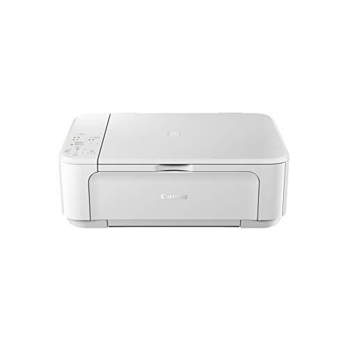 Canon PIXMA MG3650S Farbtintenstrahldrucker (Drucken, Scannen, Kopieren, WLAN, Apple AirPrint, automatischer Duplexdruck) Weiss