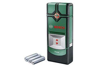 Bosch détecteur Truvo (3 piles AAA, boîte, profondeur de détection maxi : 70 mm)