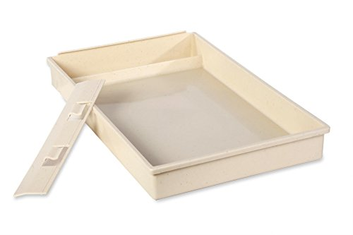 Forever Litter Tray. The Original Reusable Replacement for PetSafe ScoopFree Self Cleaning Cat Litter Box Refills. Ultimate Quality, Design and Durability Since 2005.