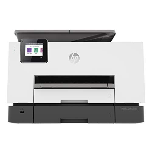 HP OfficeJet Pro 9020 All-in-One Wireless Smart Colour Printer with Auto-Duplex, ADF with...