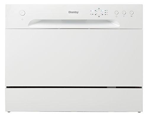 Danby DDW621WDB Countertop Dishwasher, White