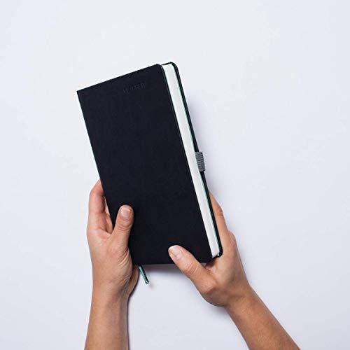 KLARHEIT KALENDER undatiert mit 52 Wochen (A5) – dein Organizer, Terminplaner, Notizbuch und...