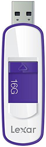 Lexar S75 16GB USB 3.0 JumpDrive -LJDS75-16GABEU -...