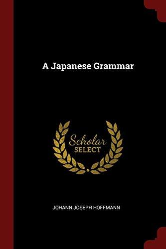 A japanese grammar
