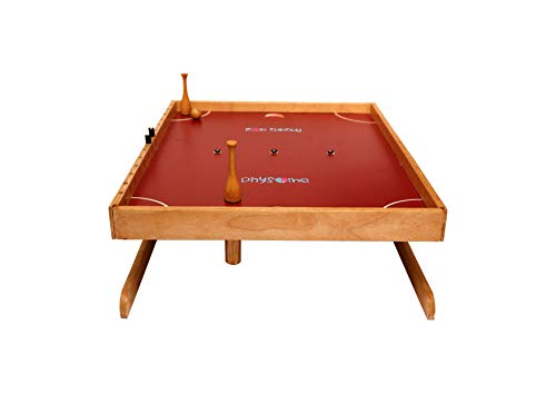 Magna Goal - The Exciting Mix of Air Hockey, klask ,Table Football and Magnets,2 Player, Age 8+