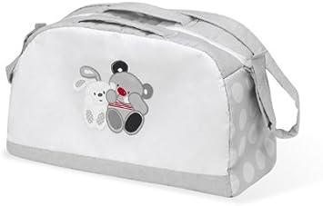 Interbaby Amigos - Bolso de maternidad, color gris