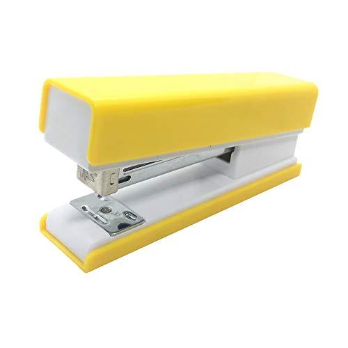 cucitrice Cucitrici manuali da tavolo per cucitrice gialla per forniture scolastiche per ufficio con...