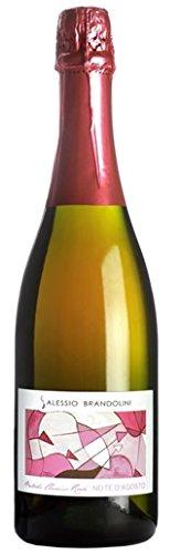 Vino Spumante di Pinot Nero Metodo Classico rosato 2 Bottiglie